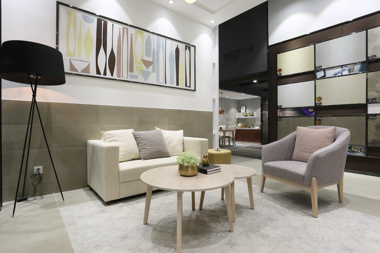 恺瑟格斯公司展厅--客厅