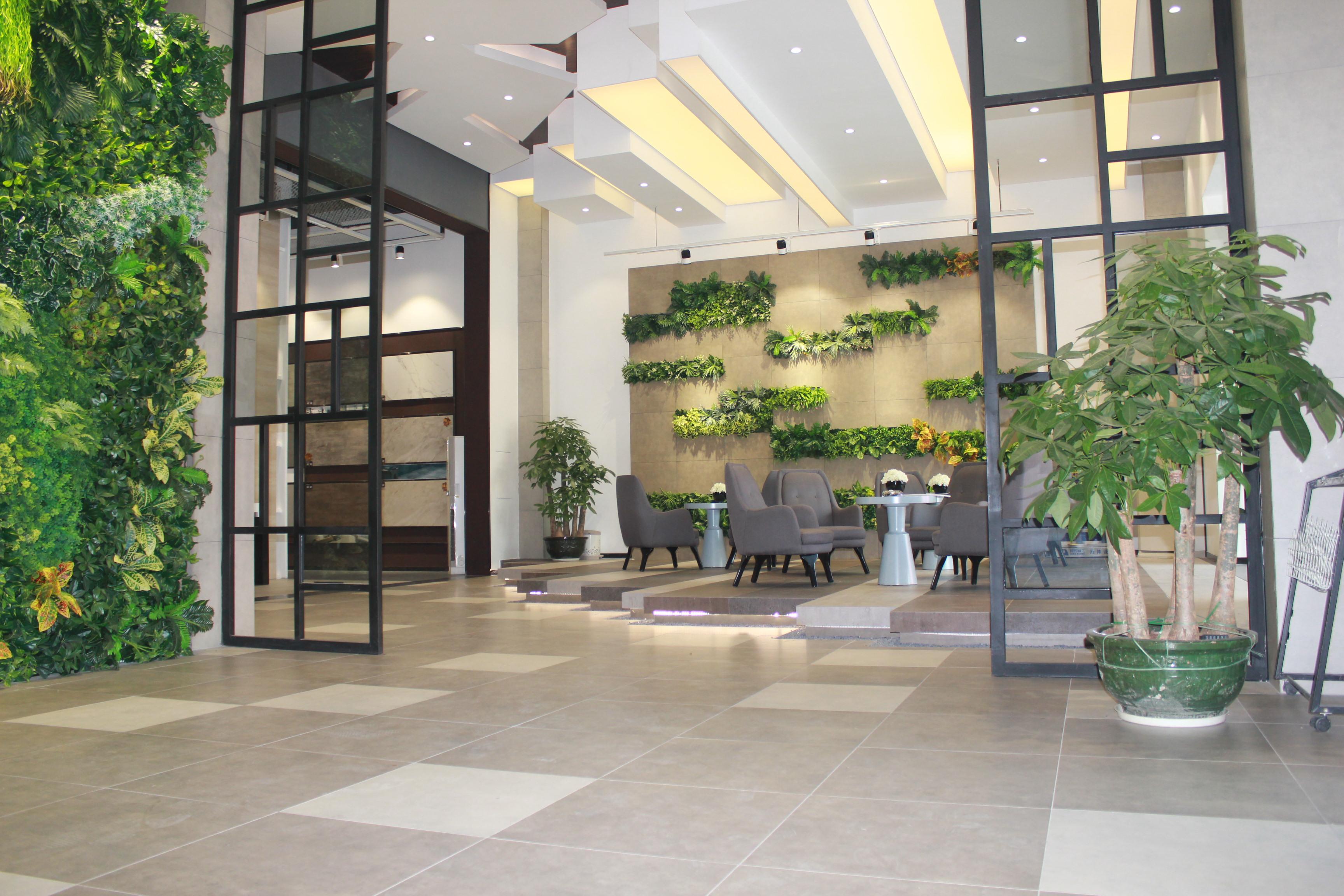 恺瑟格斯公司展厅--大厅