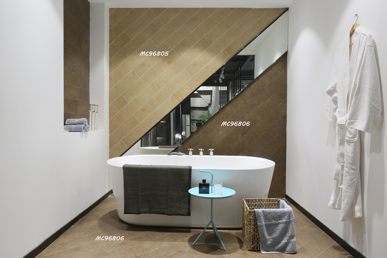恺瑟格斯陶瓷卫生间实景案例